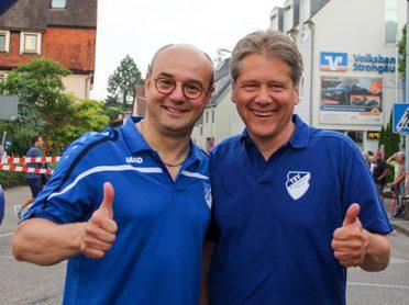 Vorstand TSV Münchingen